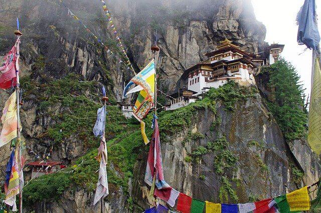 仏教圏の地域