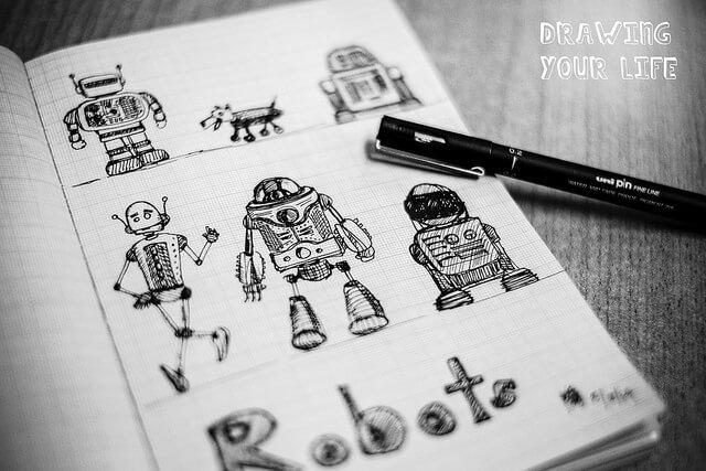 サービスロボットトップ