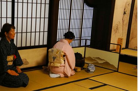 東京国立博物館、応挙館茶会
