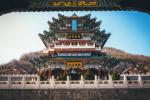 中国の建築物