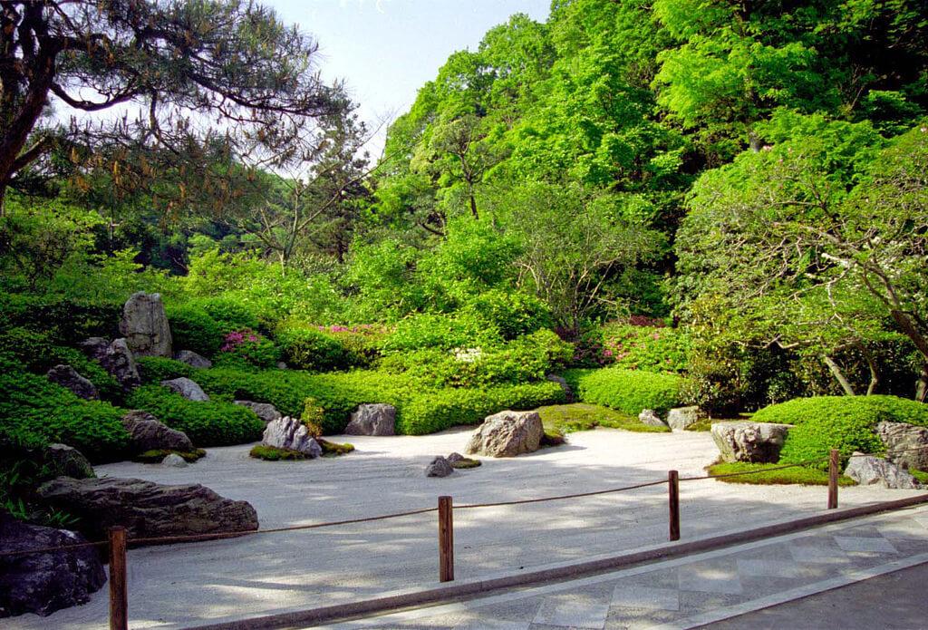 庭園サンプル