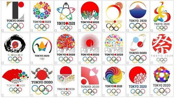 東京オリンピックエンブレムその他