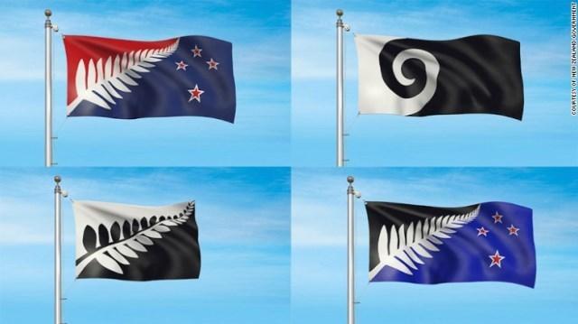 ニュージーランド新国旗案候補