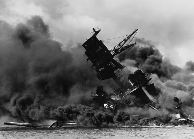第二次世界大戦艦隊
