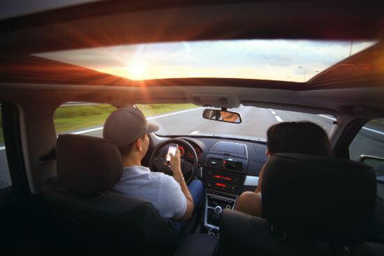 自動車×テクノロジー