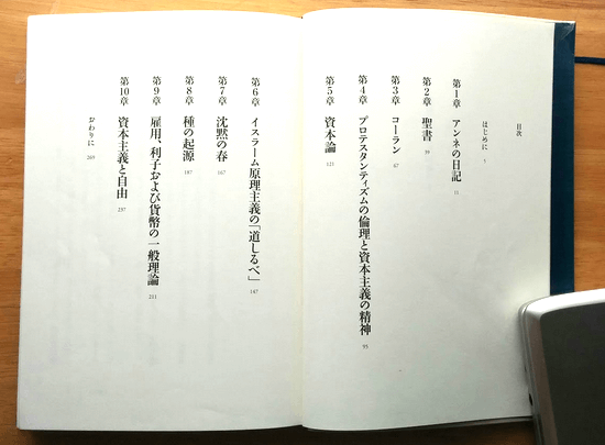 世界を変えた10冊の本目次