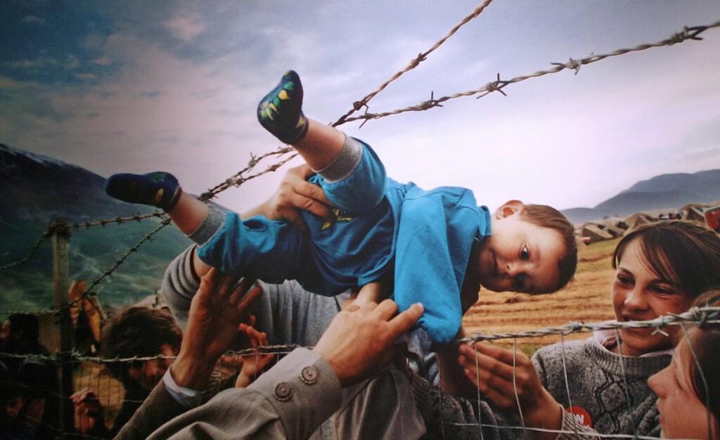 コソボ難民(2000年)