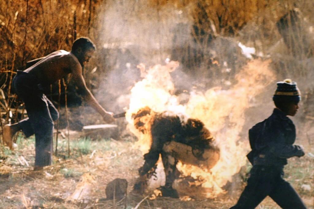 南アフリカの抗争(1991年)