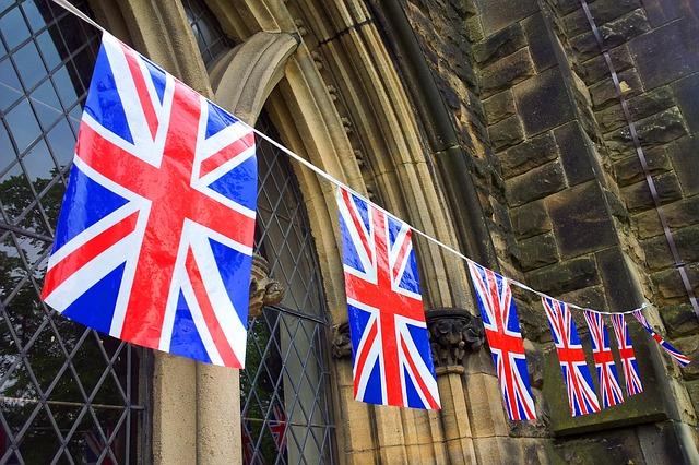 イギリス国旗ユニオンジャック