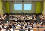 大学授業風景
