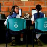 女子中高生のプログラミング体験