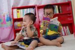 children are reading