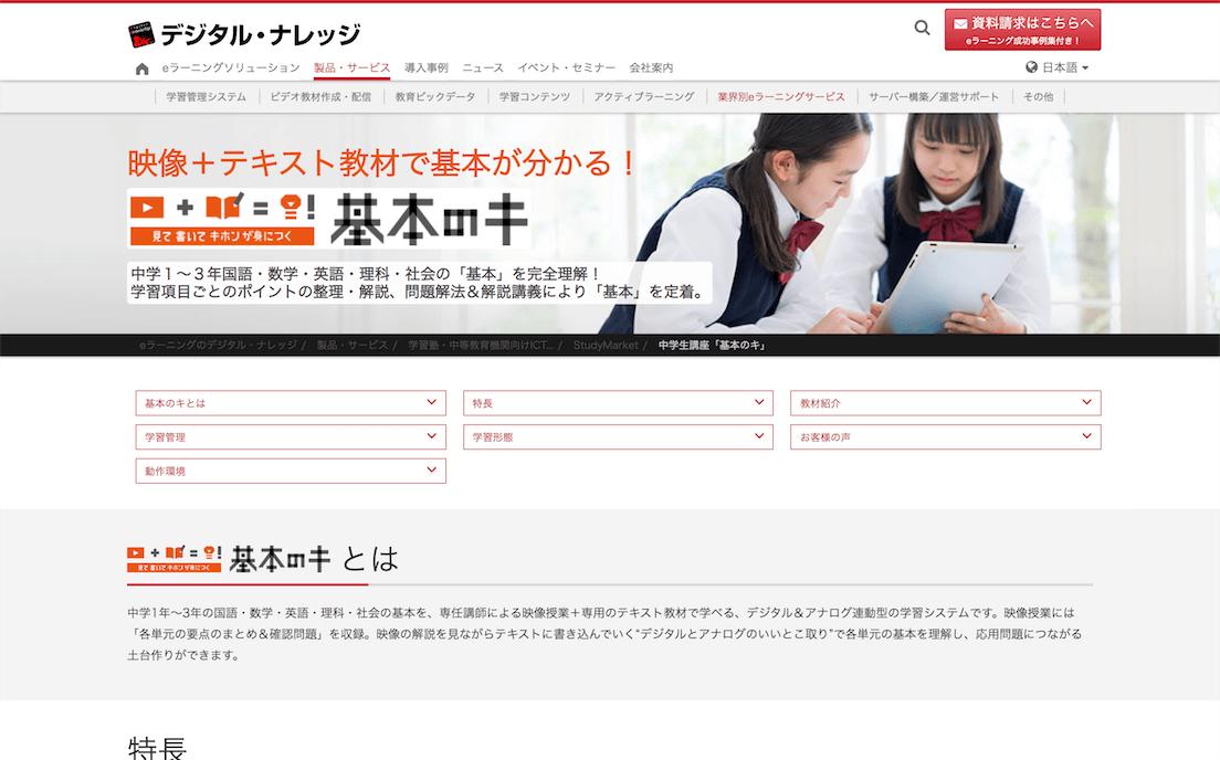 デジタル・ナレッジトップページ