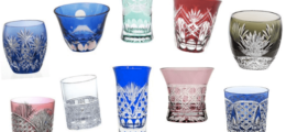 """Amazonで買えるオススメ江戸切子グラス""""14選""""を、お酒の種類別にまとめてみた"""