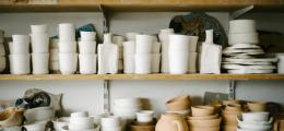 様々な陶磁器、焼き物